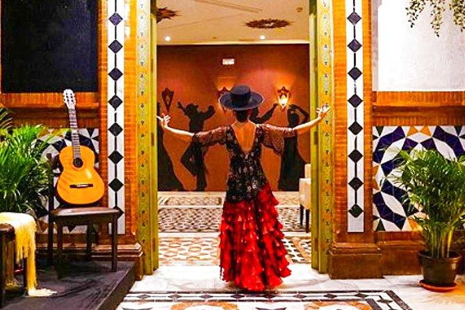 Triana: Flamenco Show and Drink