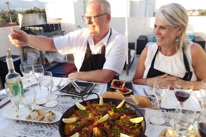 Spanish Italian fusion dinner in Mutxamel