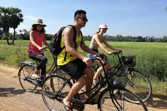 Explore Battambang Local Livelihoods Half-Day Tour by Bicycle
