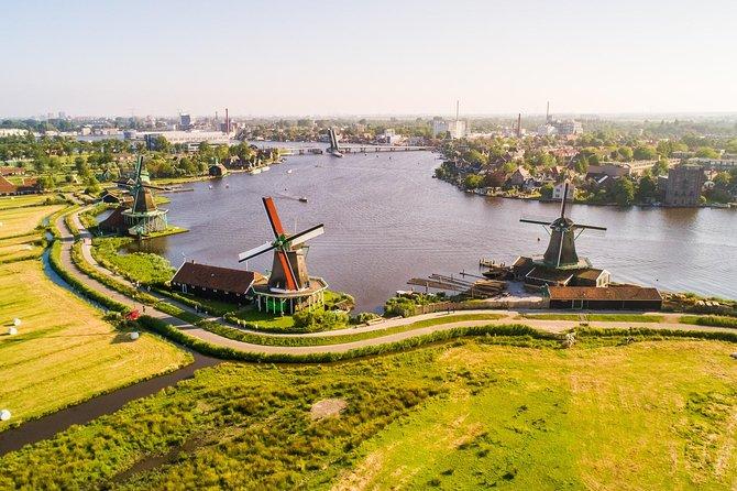 Volendam, Marken & Windmills Day Trip from Amsterdam