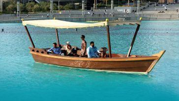 迪拜Lake Ride