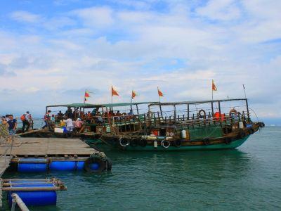 Xun Liao Wan Fishing Experience
