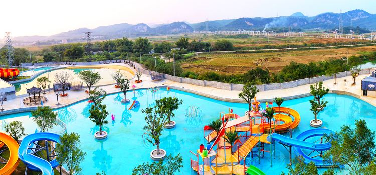 Qidong Hot Spring Town1