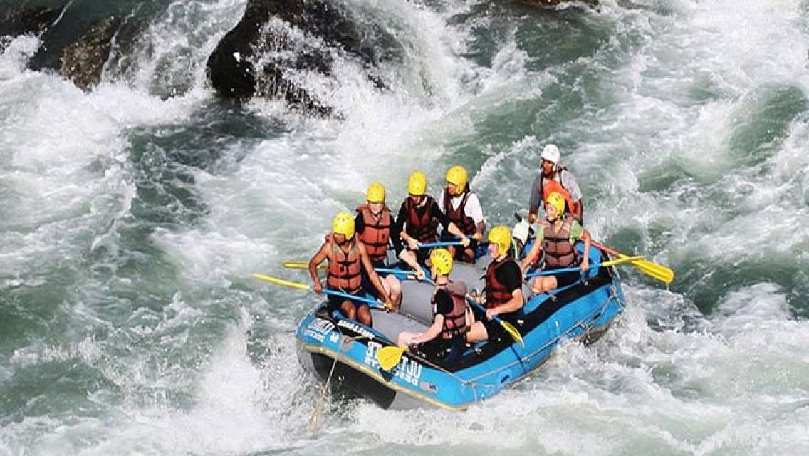 Trishuli River Rafting - Day Tour