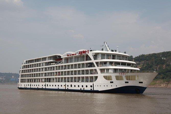 3-Night 4-Day Yangtze River 5-star Cruise from Chongq to Yichang