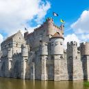 Discovery of Ghent from Brussels - Small Exclusive Group Tour