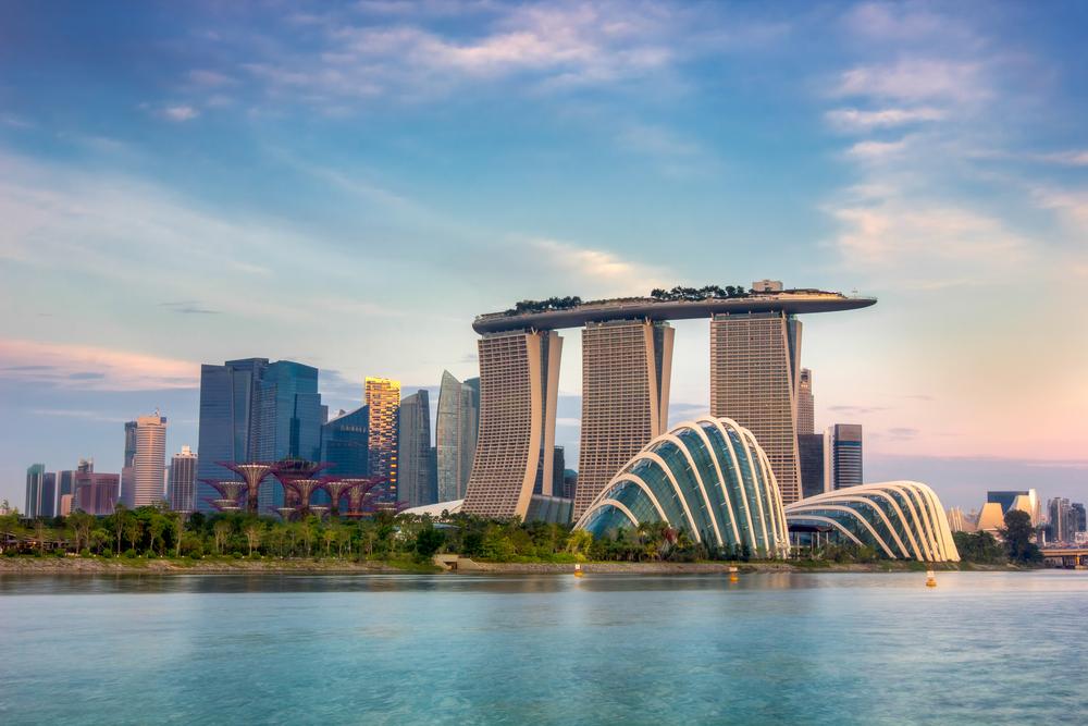 Marina Bay Sands SkyPark Observation Deck Ticket [QR Code Direct Entry]