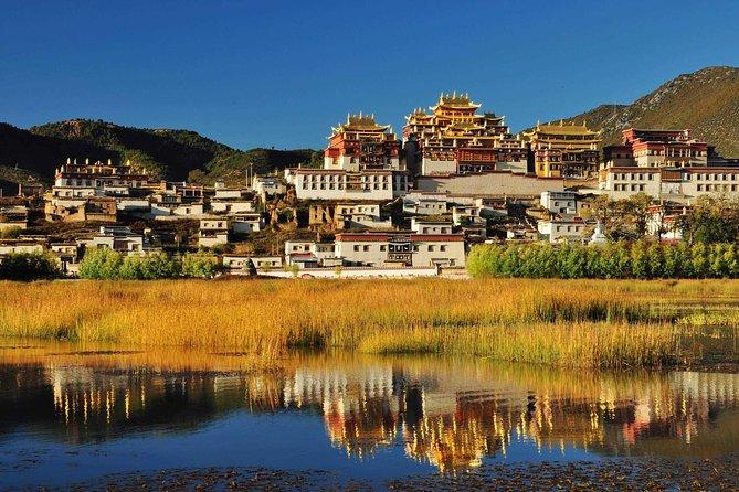 1-Day Shangri-La Monastery and Thangka Tour