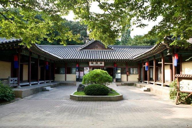 Small-Group Korean Folk Village Tour Including Confucianism Village