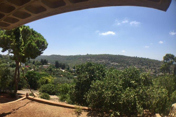 Carmel Mountains and Crusades Apollonia Private Tour