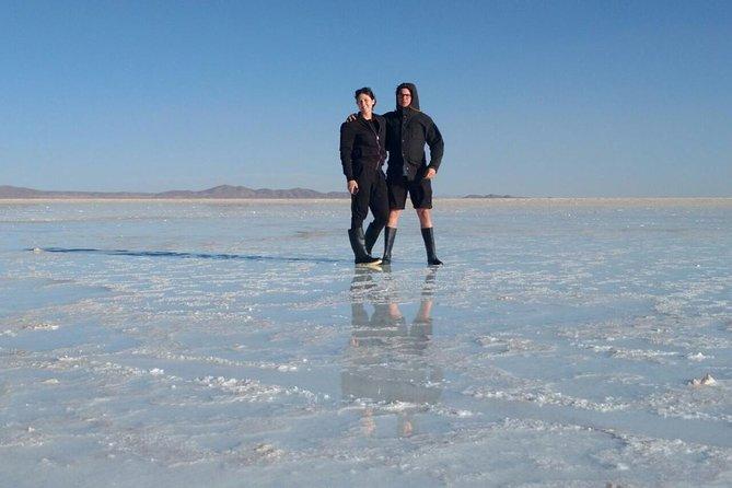 Visit to Uyuni Salt Flats from La Paz Bolivia by Bus