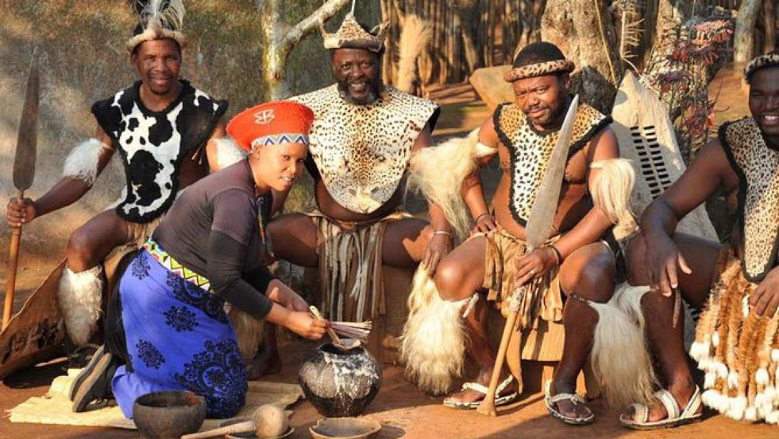 Richards Bay Shore Excursion: Shakaland Cultural Experience Tour