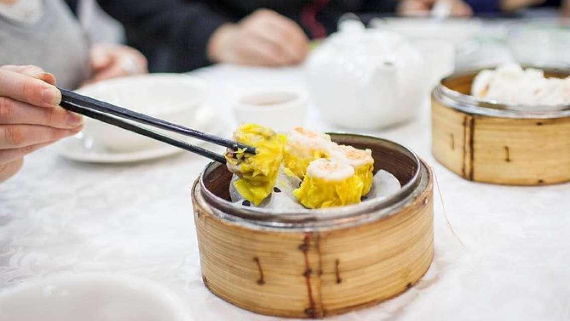 Dim Sum Food Tour in Hong Kong