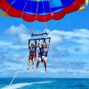 Full Day Southern Bali with Adventure Parasailing