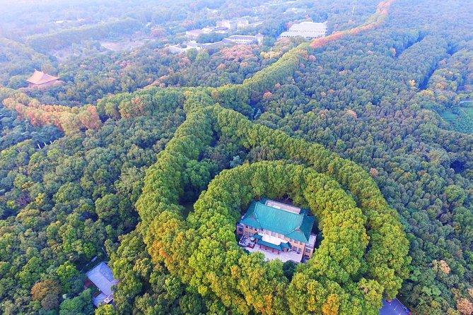 All-Inclusive Nanjing Purple Mountain Scenic Area Private Day Tour