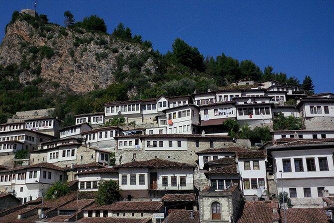 Berat daytrip from Tirana or Durres