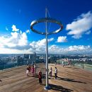Marina Bay Sands Sky Park + 1 Day Unlimited Hop On Hop Off Sightseeing