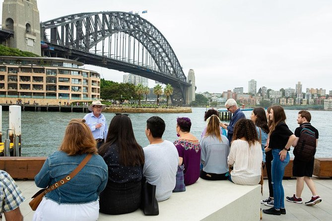 The Rocks Walking Tour: the Original Guided Walking Tour of The Rocks
