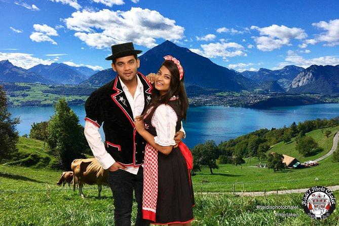 Swiss traditional photos - get your unique souvenir