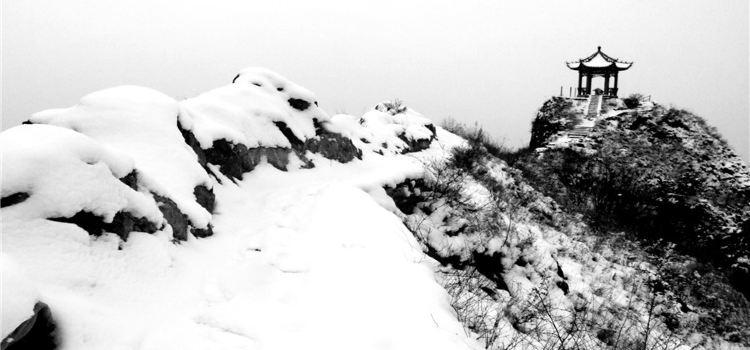 丹鳳鳳冠山石窟2