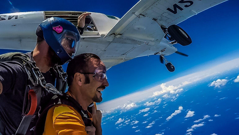 塞班高空跳傘 Skydive Saipan(官方直簽)