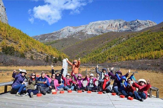 Western Sichuan- Chengdu, Daocheng Yading