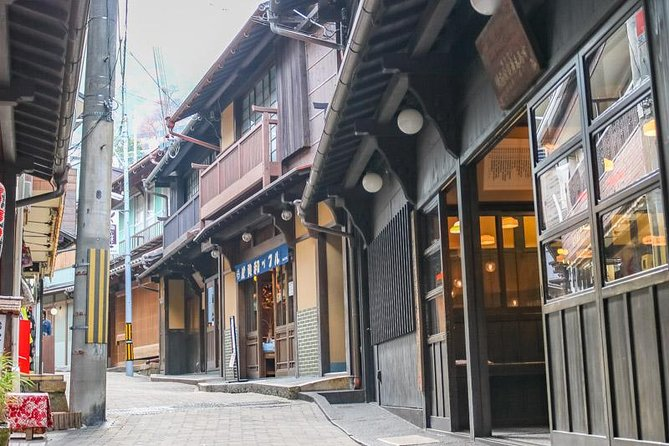 Private Tour - Experience Hot Spring Culture of 1400 years - Arima Onsen