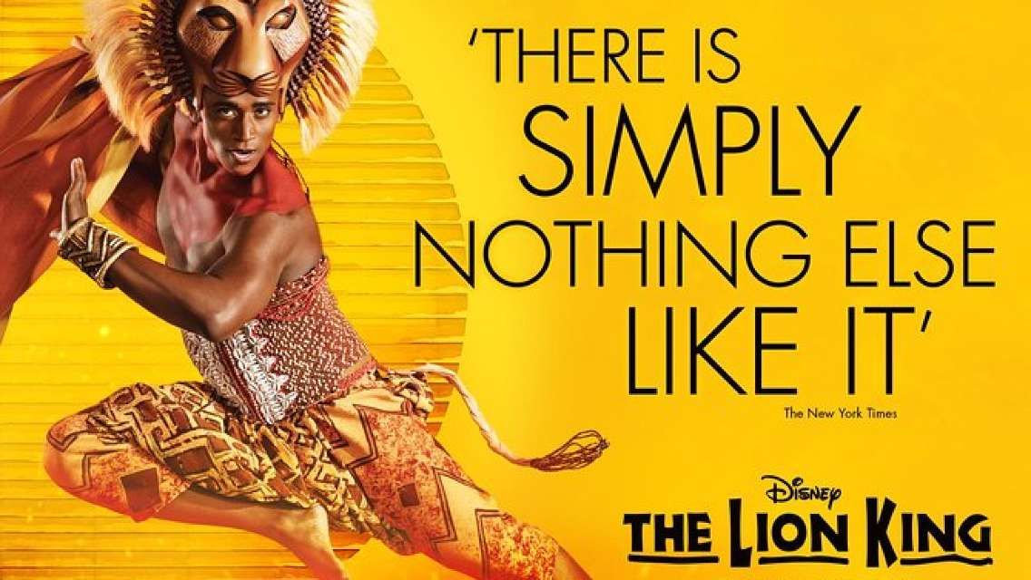 The Lion King Theater Show