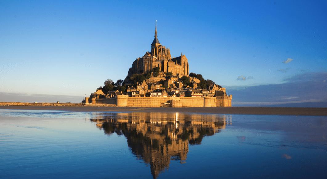 【法國世界文化遺產】聖米歇爾山一日遊+語音導覽(巴黎出發)