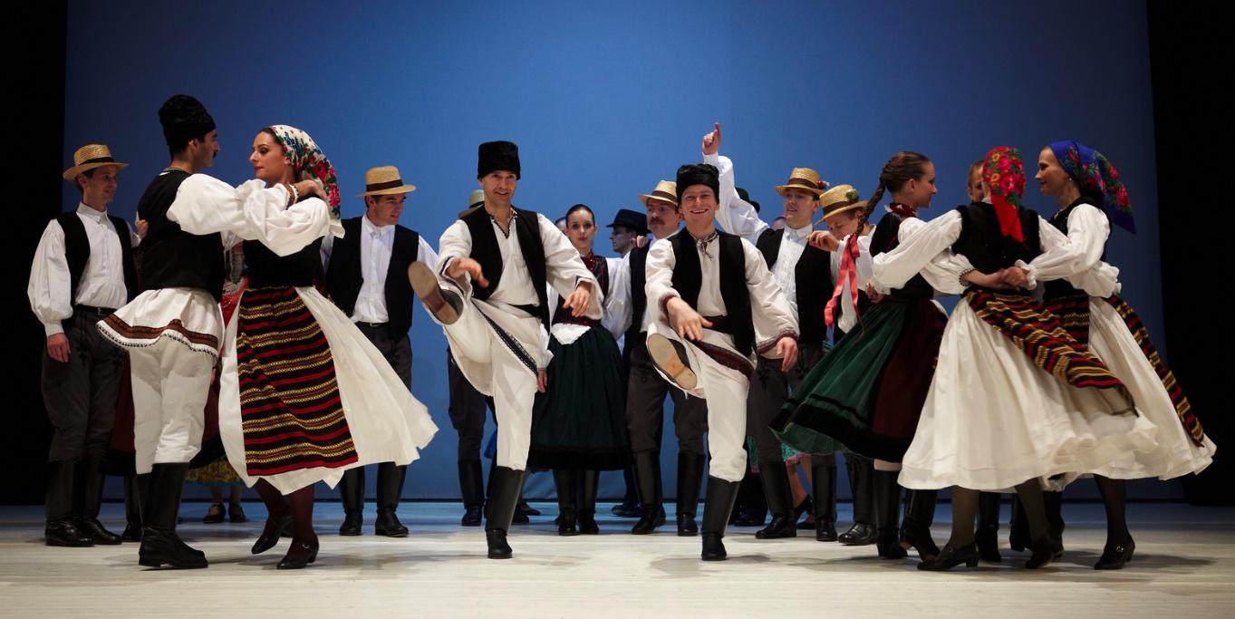 【經典匈牙利之夜】匈牙利民俗舞蹈秀