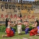 Cambodia Culture Village - afternoon & Pub Street or Night Market with Tuk Tuk