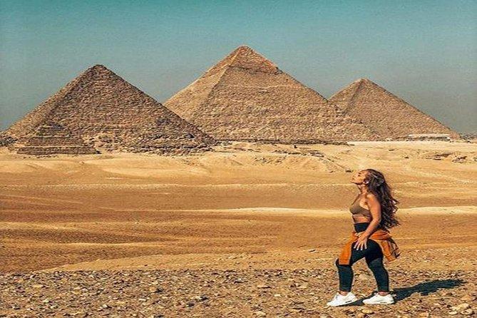 Half-Day Private Tour of Giza Pyramids and Sphix