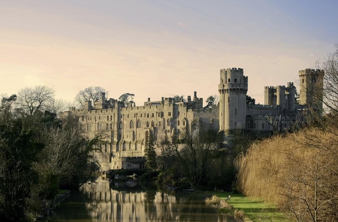 【中世紀大英】造訪華威城堡、史特拉福、柯茲窩、牛津(倫敦出發)