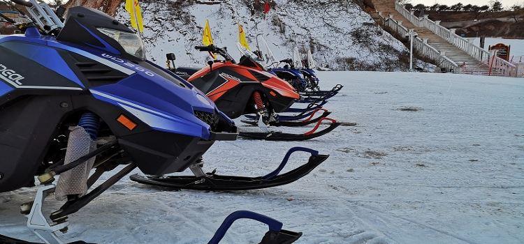 Jizhou International Ski Resort1