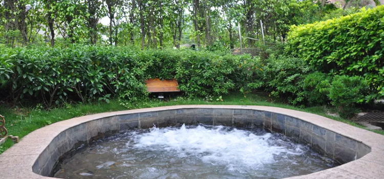 Hongyuan Ecological Hot Spring1