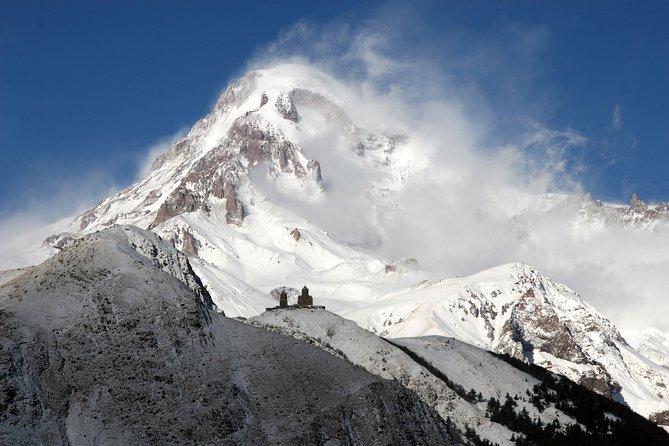 To The Majestic Kazbegi Full Day Private tour - Stepantsminda/Gudauri