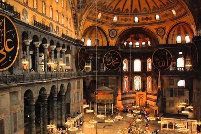 Private Istanbul : St. Sophia, Grand Bazaar, Topkapi Palace, Hippodrome, Blue M