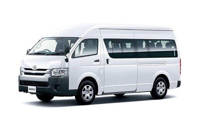 KOBE (HIMEJI CASTLE) by Minivan Toyota COMMUTER Customize Your Itinerary