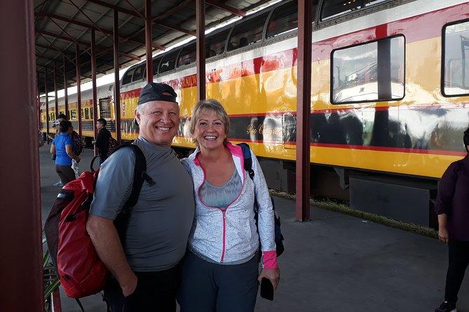 Panama Canal Train, Agua Clara Canal Lock Center & Colon Fort