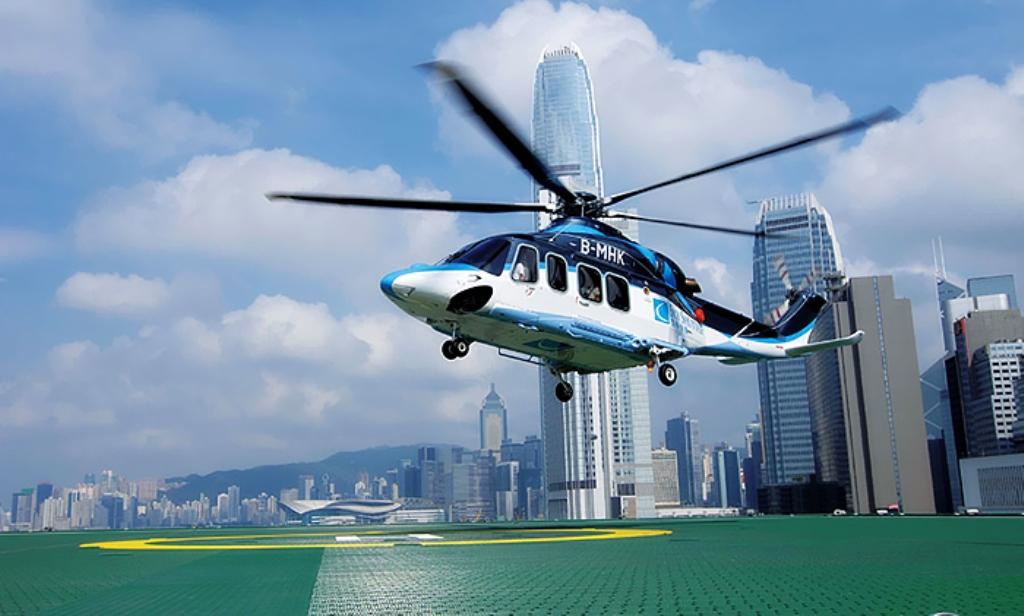 香港/澳門/深圳直升機機票-空中往返快線