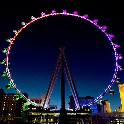 Las Vegas High Roller Admission Ticket