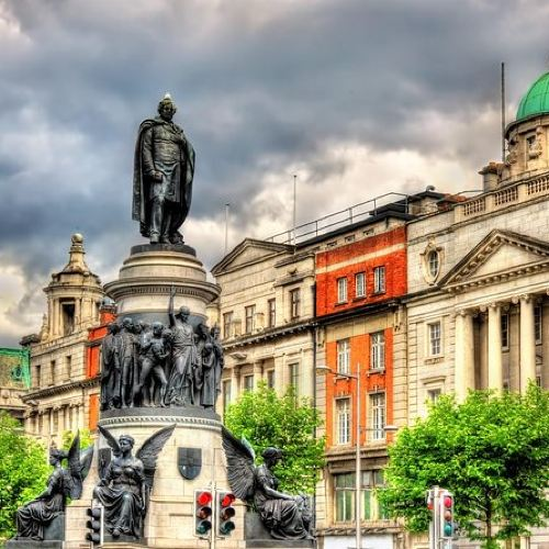 A Half Day in Dublin with a Local: Private & Personalized