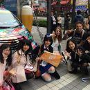 Walking Tour with a Maid from Ueno Ameyoko to Akihabara!