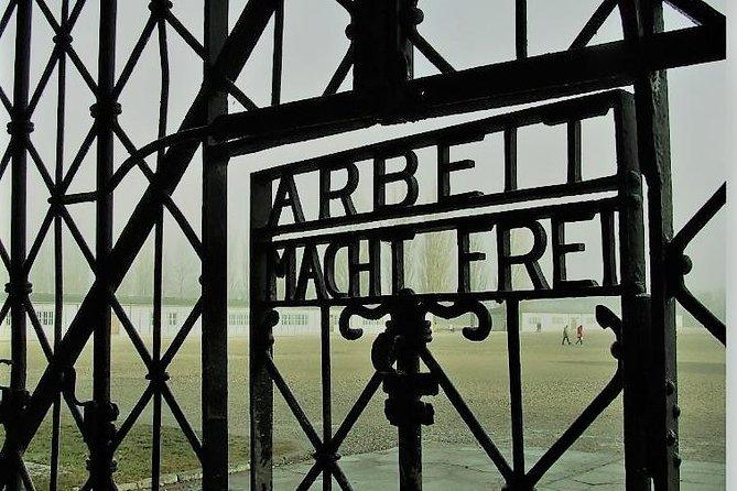 Full Dachau small group tour from Munich via train