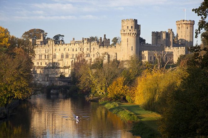 Warwick Castle Private Tour from London