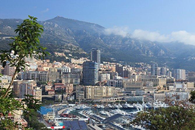 Cannes Shore Excursion: Small-Group Monaco and Eze Half-Day Tour