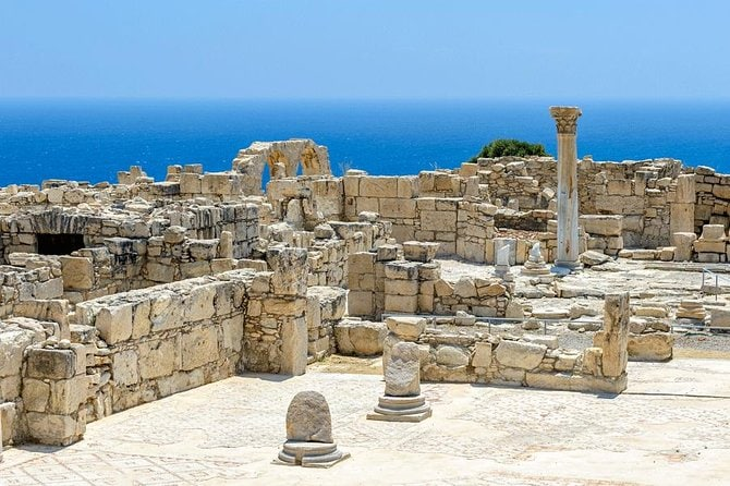 Paphos and Kourion Coach Excursion from Ayia Napa