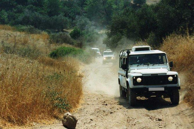 Jeep Safari to Troodos Mountains and Kykkos Monastery from Limassol