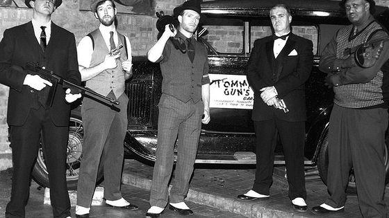 Skip the Line: Tommy Gun's Garage Dinner and Show Ticket