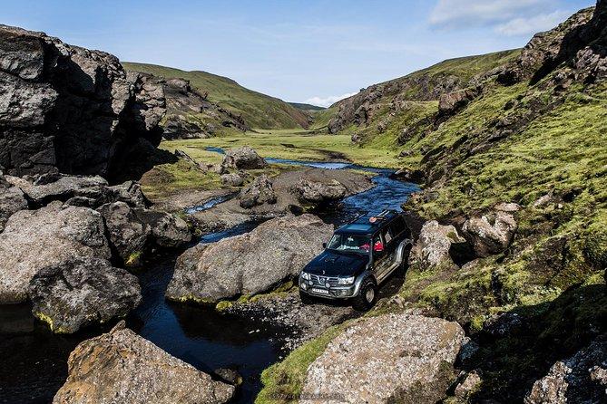 Super Jeep Safari- Half Day Tour